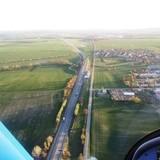 Loty widokowe samolotem i balonem