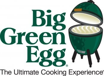 The grill (Big Green Egg)
