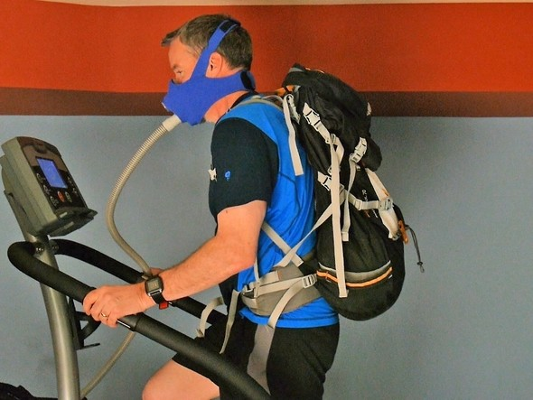 Intermittent hypoxic therapy (IHT)